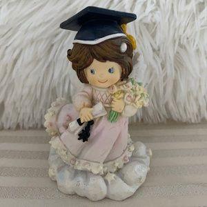 Carlton Cards Girl Graduation Figurine